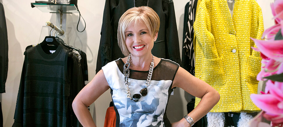 Julie Hyne style change your life