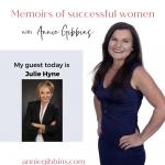 Julie Hyne and Annie Gibbins