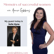 Julie Hyne and Annie Gibbins