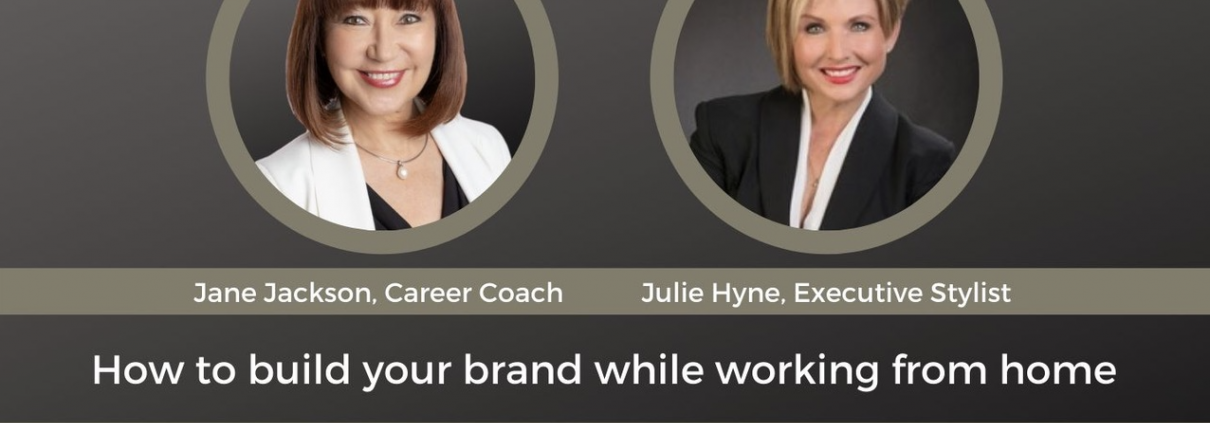 Julie Hyne Image Stylist and Jane Jackson Career Coach