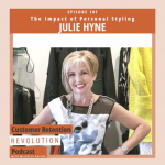 Julie Hyne talks to Michelle Pascoe